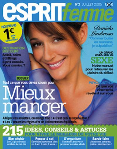 Esprit Femme magazine