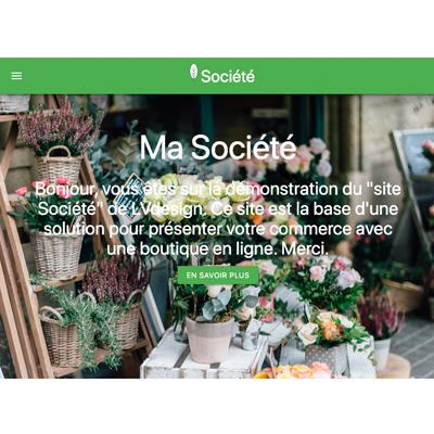 Site Societe